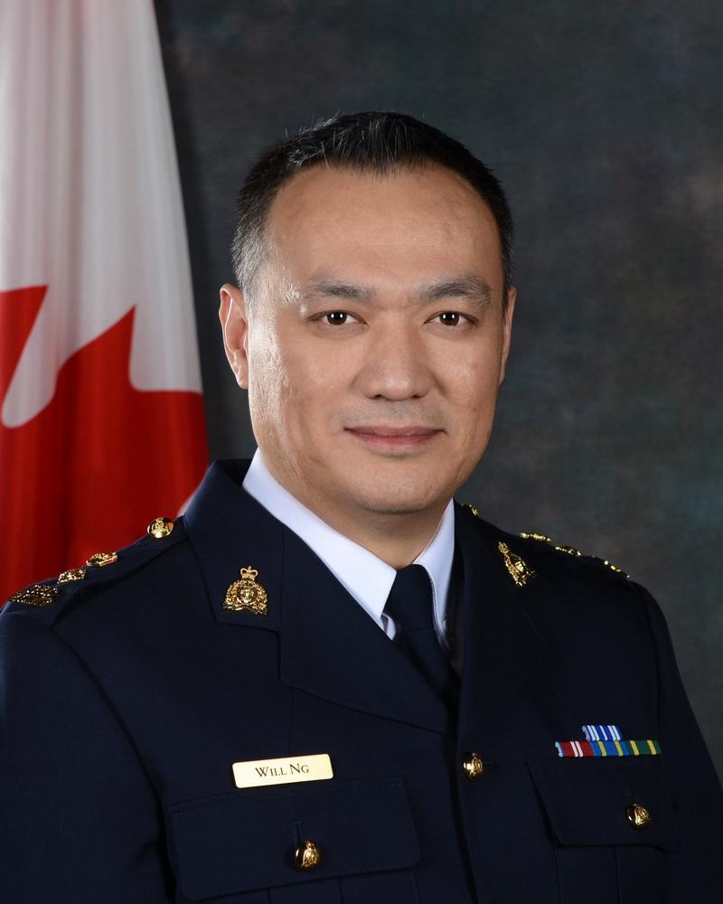 吳潤明。RCMP提供