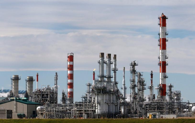 受到石油煤炭業和化工業帶動,8月份製造業銷售額錄得0.5%增長。 加通社
