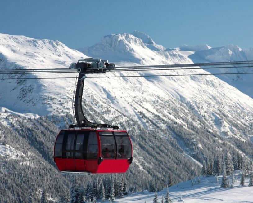 卑詩三個滑雪勝地對員工實施強制疫苗政策。星報資料圖片