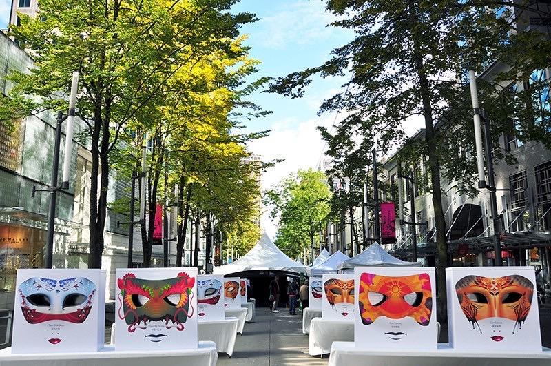 加拿大台灣文化節原定「翻轉亞洲-與南韓對話」主題延至明年,改為特別文化對話系列。受訪者提供