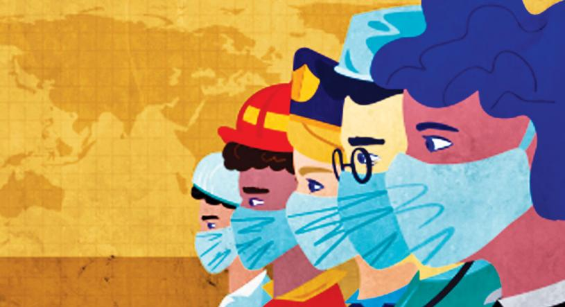 ■今年台灣文化節主軸為「前.生存.後」。受訪者提供