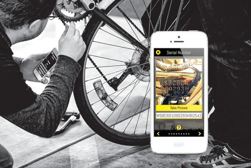 """■警方呼吁自行车车主应尽快在""""Project 529""""网站进行登记。Project 529 图"""