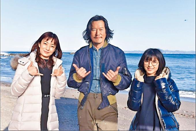 菅野美穗與濱邊美波主演的劇集收視不濟,卻帶挈她人氣勁升。