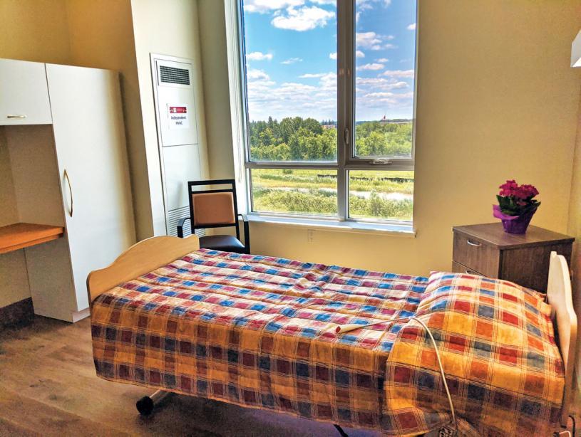 ■院內房間安裝獨立空氣調節及實時定位系統。