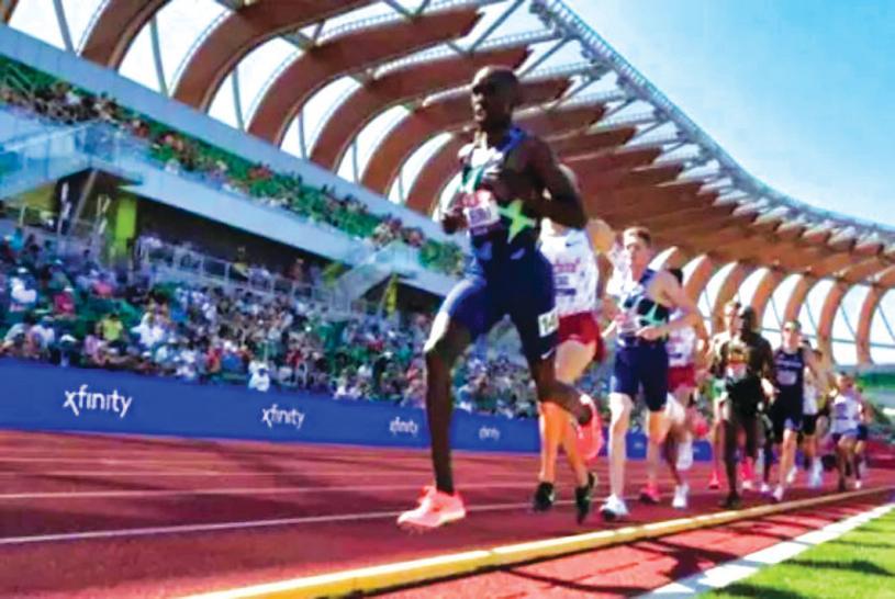 ■奧運賽跑項目的參賽者,對跑鞋要求都很高。USA Today