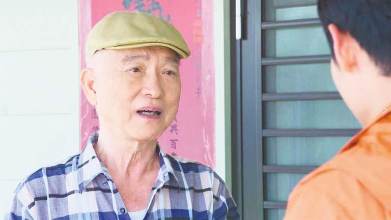 范鴻軒客串《黃金歲月》。 網上圖片
