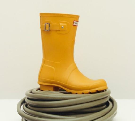雨季來啦!Hunter經典雨靴低至5折!
