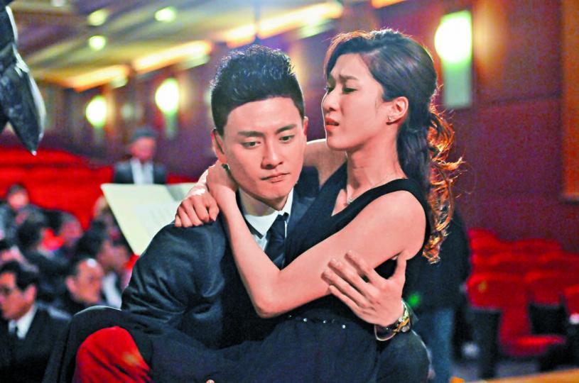 Bosco 和鍾嘉欣的「護花危情」將重播,不少觀眾覺得TVB欠他一個視帝。