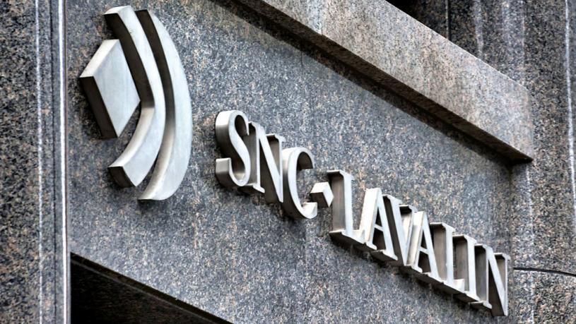 ■SNC-Lavalin和SNC-Lavalin國際,上周被指涉嫌行賄以投得工程合約。加通社