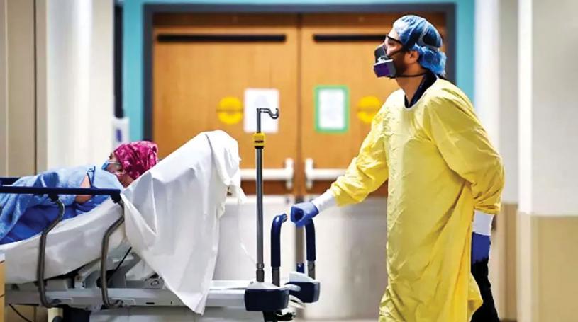 ■專家指應關注感染新冠肺炎後出現長期後遺症的影響。加通社資料圖片