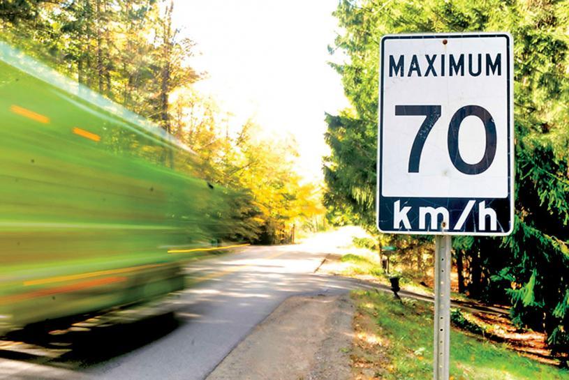 ■約克區議會批准,調低區內17條道路的車速限制。 星報