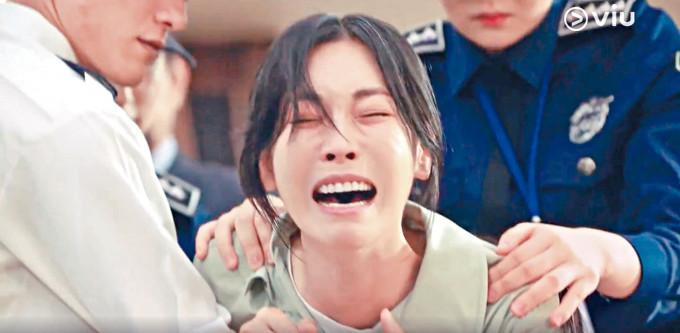 金素妍被女兒指證殺害3人後,被判終身監禁。