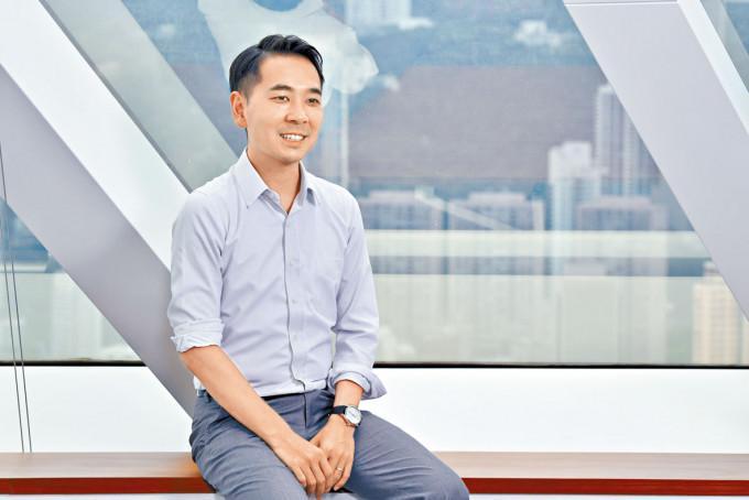 星展銀行香港分行財資市場部上市產品主管周國威。