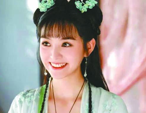 ■田曦薇曾在《我的寵物少將軍》中飾演 女主蘇小荷。 網上圖片