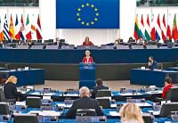 """欧议会表决报告吁更名设""""驻台办事处"""""""