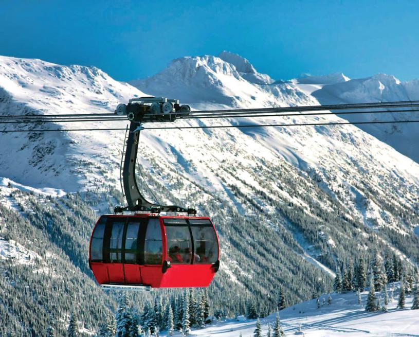 ■卑詩三個滑雪勝地已推出對員工實施強制疫苗政策。星報資料圖片