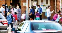 皮尔区9校爆疫情 共录得25宗病例