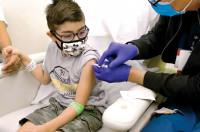 辉瑞儿童疫苗一旦获准 多市即为5至11岁童接种