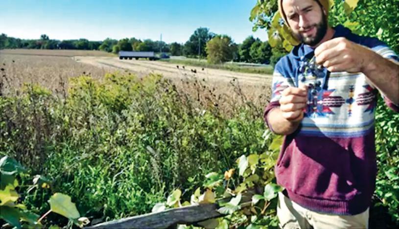 ■居住在當地的小農場主人德拉吉說,整個批地過程就是一個笑話。星報