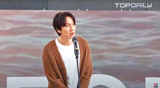 李光洙公司的一名部長出席釜山影展後染疫,影展中651名員工要接受檢測。