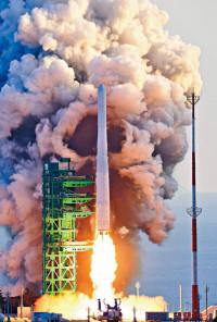 韩国射国产运载火箭 任务失败挫太空雄心