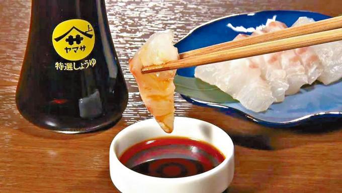 日本老牌醬油山佐醬油。