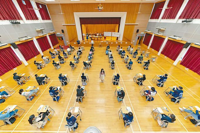 文憑試放榜後,每年都有不少考生申請成績覆核。