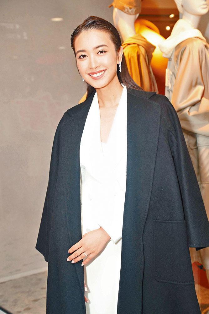 朱千雪忙於律師工作,鮮有公開露面。