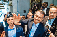 巴西60万人丧命 总统防疫不当应被起诉