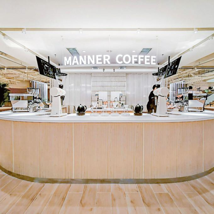 傳內地咖啡新貴Manner Coffee有意明年來港上市,集資約23.4億港元。