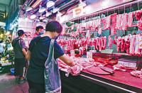 牛肉加价 档贩料生意少两成
