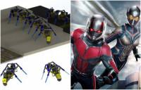 【科技生活/有片】「蟻俠」機械人誕生 適合惡劣環境行動