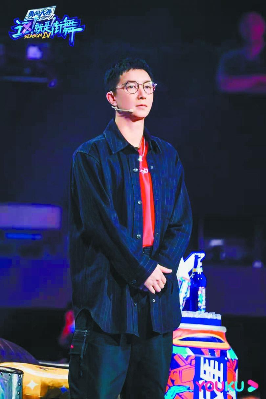 ■韓庚在節目中擔當街舞明星隊長。 網上圖片